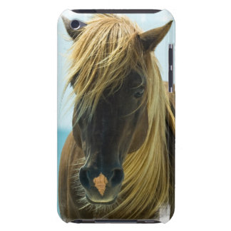 Cas d iTouch de mustang Coque iPod Touch Case-Mate
