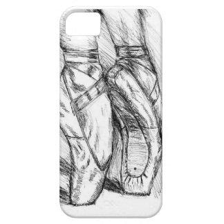 cas de ballet de l'iPhone 5 Coque iPhone 5 Case-Mate