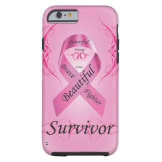 Cas de conscience de cancer du sein coque iPhone 6 tough