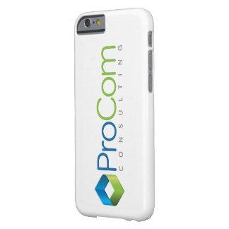 Cas de consultation de l'iPhone 6/6s de ProCom Coque Barely There iPhone 6