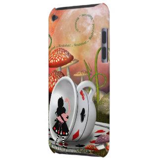 Cas de contact d'Alice d'iPod surréaliste de Coque iPod Touch Case-Mate