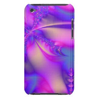 Cas de contact d'iPod de ~ de la fractale 99 Coques Barely There iPod
