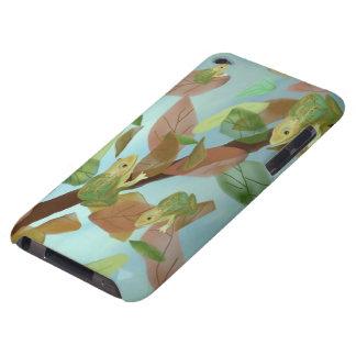Cas de contact d'IPod d'habitat de grenouille Coque iPod Touch Case-Mate