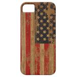 Cas de Coque-Compagnon de drapeau américain Coques Case-Mate iPhone 5
