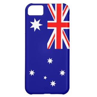 Cas de Coque-Compagnon d'Iphone 5 de drapeau de l'