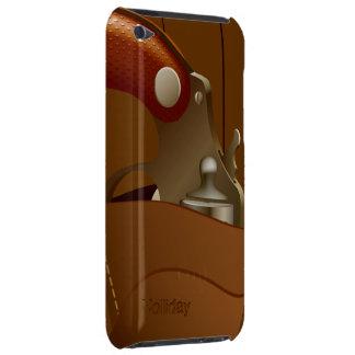 Cas de Coque-Compagnon d'iPod d'étui d'arme à feu  Étui iPod Touch