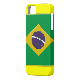 Cas de Coque-Compagnon du Brésil Iphone 5 Coque iPhone 5