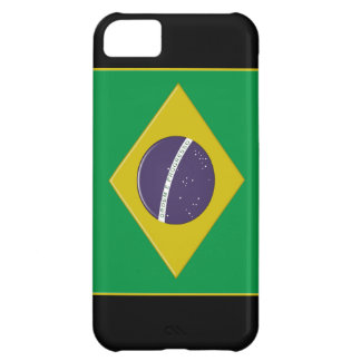 Cas de Coque-Compagnon du Brésil Iphone 5 Coque iPhone 5C