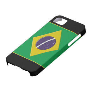 Cas de Coque-Compagnon du Brésil Iphone 5