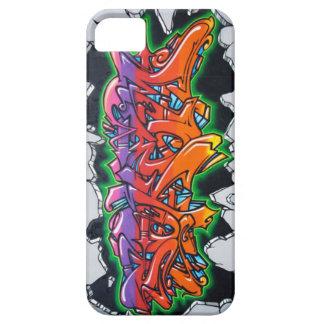 cas de graffiti de l'iPhone 5/5s Coque Case-Mate iPhone 5