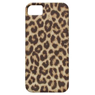 Cas de l iPhone 5 d empreinte de léopard iPhone 5 Case