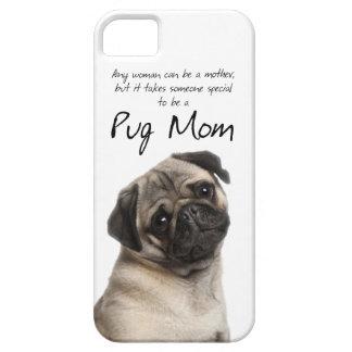 Cas de l iPhone 5 de maman de carlin Étuis iPhone 5