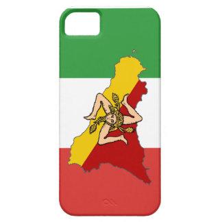 Cas de la Sicile Iphone5 Coque iPhone 5