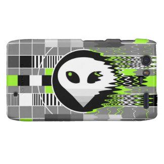 Cas de l'alien TV Motorola RAZR