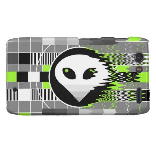 Cas de l'alien TV Motorola RAZR Étui Motorola Droid RAZR