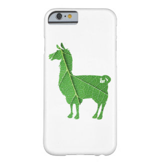 Cas de lama de feuille coque iPhone 6 barely there