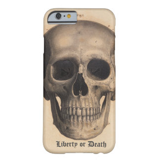 Cas de liberté ou de mort coque iPhone 6 barely there