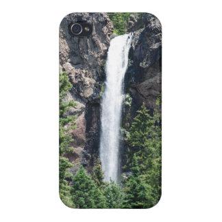 Cas de l'iPhone 4 de cascade du Colorado Étuis iPhone 4