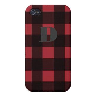 Cas de l'iPhone 4 de contrôle de Buffalo Coque iPhone 4 Et 4S