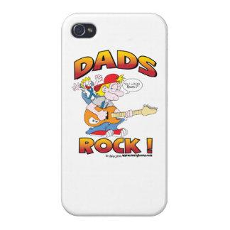 Cas de l'iPhone 4 de roche de papas