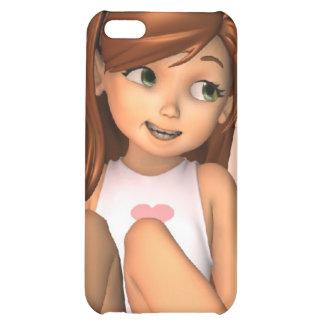 Cas de l'iPhone 4 de Sadie de fête des pères