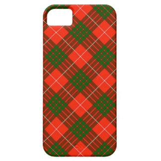 Cas de l'iPhone 5/5S de tartan de Crawford à peine Coque Case-Mate iPhone 5