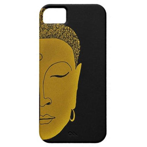 Cas de l'iphone 5 de Bouddha Coque Case-Mate iPhone 5