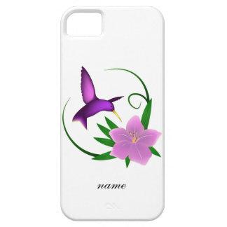 Cas de l'iphone 5 de colibri étui iPhone 5