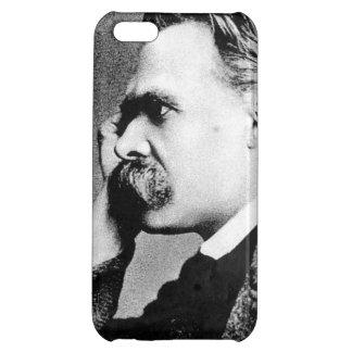 Cas de l'iPhone 5 de Friedrich Nietzsche Étui iPhone 5C