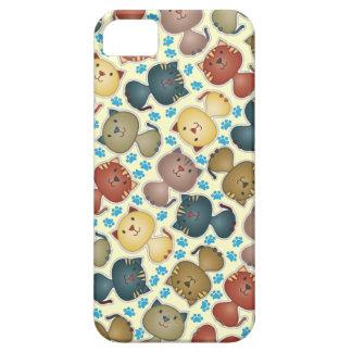 Cas de l'iPhone 5 de Kitty Kats Coque Case-Mate iPhone 5