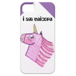 Cas de l'iPhone 5 de licorne Coques iPhone 5 Case-Mate