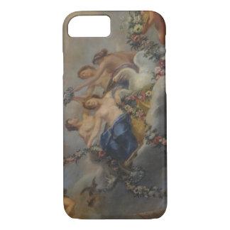 Cas de l'iPhone 5 de peinture de Versailles Paris Coque iPhone 8/7