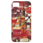 Cas de l'iPhone 5 de roseraie de Paul Klee