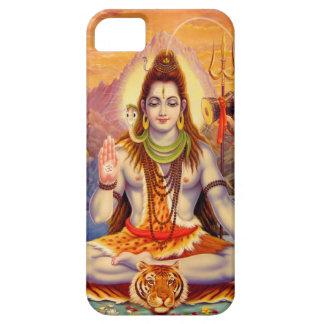 Cas de l'iPhone 5 de seigneur Shiva Meditating Coques iPhone 5