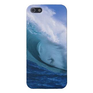 Cas de l'iPhone 5 de vague de surfer Étui iPhone 5