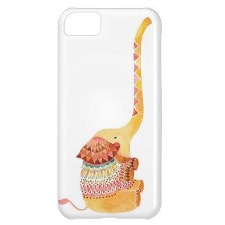cas de l'iphone 5 d'éléphant coque iPhone 5C