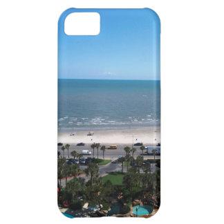 Cas de l'iPhone 5C de baie de Galveston Coque iPhone 5C