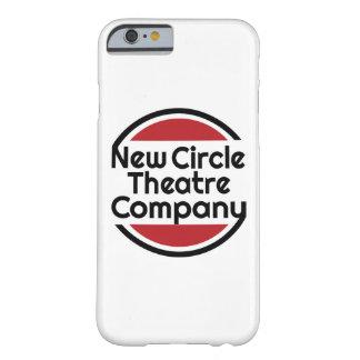 Cas de l'iPhone 6/6S d'Apple avec le logo Coque iPhone 6 Barely There