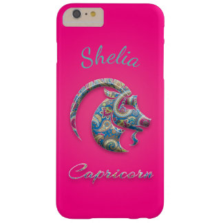 Cas de l'iPhone 6/6s de Capricorne Coque Barely There iPhone 6 Plus