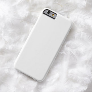 Cas de l'iPhone 6/6s de Coque-Compagnon à peine là Coque Barely There iPhone 6