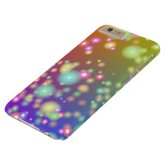 cas de l'iPhone 6/6S - lucioles et quirlandes Coque Barely There iPhone 6 Plus
