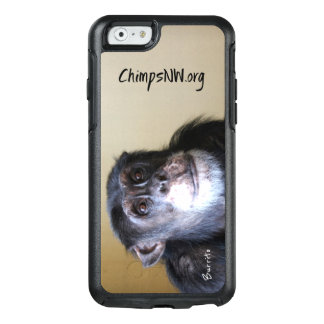 Cas de l'iPhone 6/6s Otterbox de chimpanzé de Coque OtterBox iPhone 6/6s