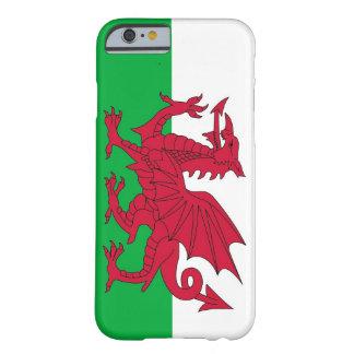 cas de l'iPhone 6 avec le drapeau du Pays de Galle