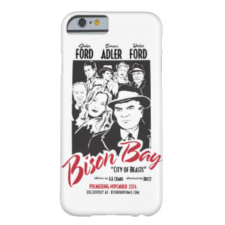 cas de l'iPhone 6, blanc Coque Barely There iPhone 6