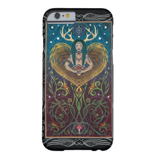 cas de l'iPhone 6 - chaman par C. McAllister Coque iPhone 6 Barely There