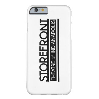 cas de l'iPhone 6 Coque Barely There iPhone 6