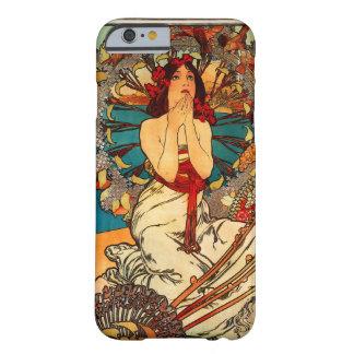 Cas de l'iPhone 6 d'Alphonse Mucha Monte Carlo