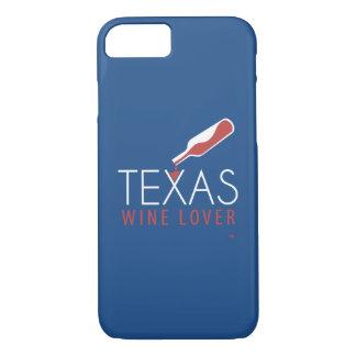 Cas de l'iPhone 6 d'amateur de vin du Texas Coque iPhone 8/7