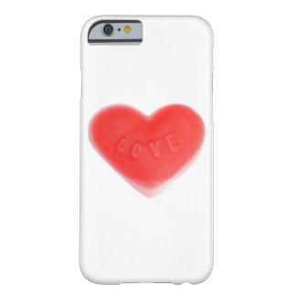 Cas de l'iPhone 6 d'amoureux à peine là (vertical) Coque iPhone 6 Barely There