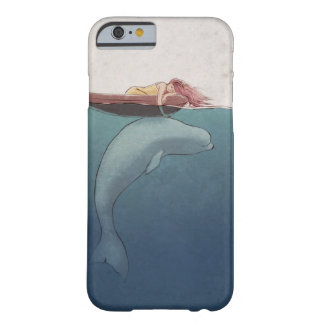 Cas de l'iPhone 6 de baleine Coque iPhone 6 Barely There